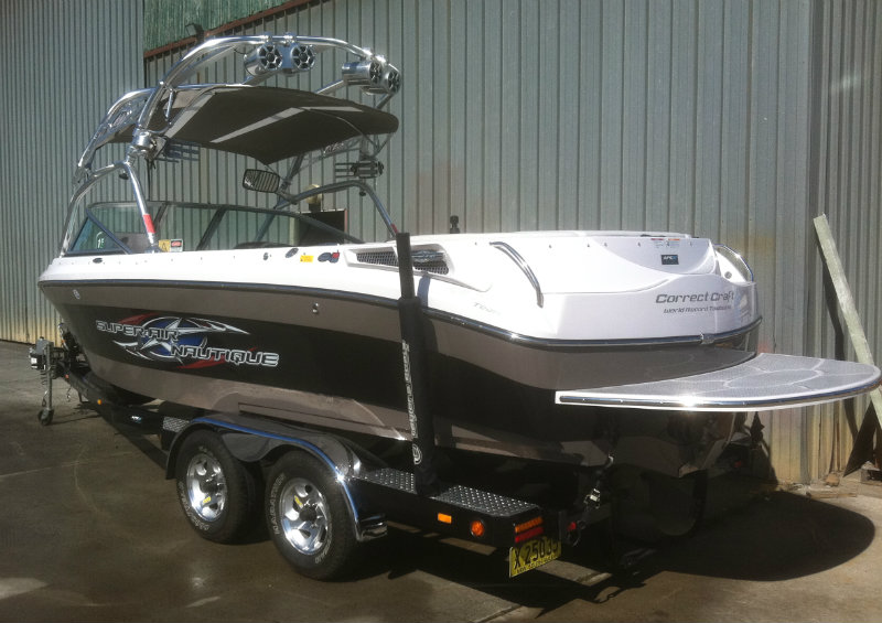 Boat Description 2007 Nautique
