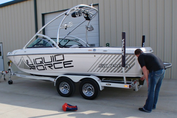 2010 Supra 21V Sunsport | Apex Marine