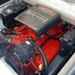 2003 Reinell 205LS Engine 003
