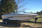 1999 Mastercraft Pro Star 190 Sammy Duvall Ltd Ed 008A