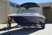 2008 Sea Ray 175 Sport (Blue) 1038