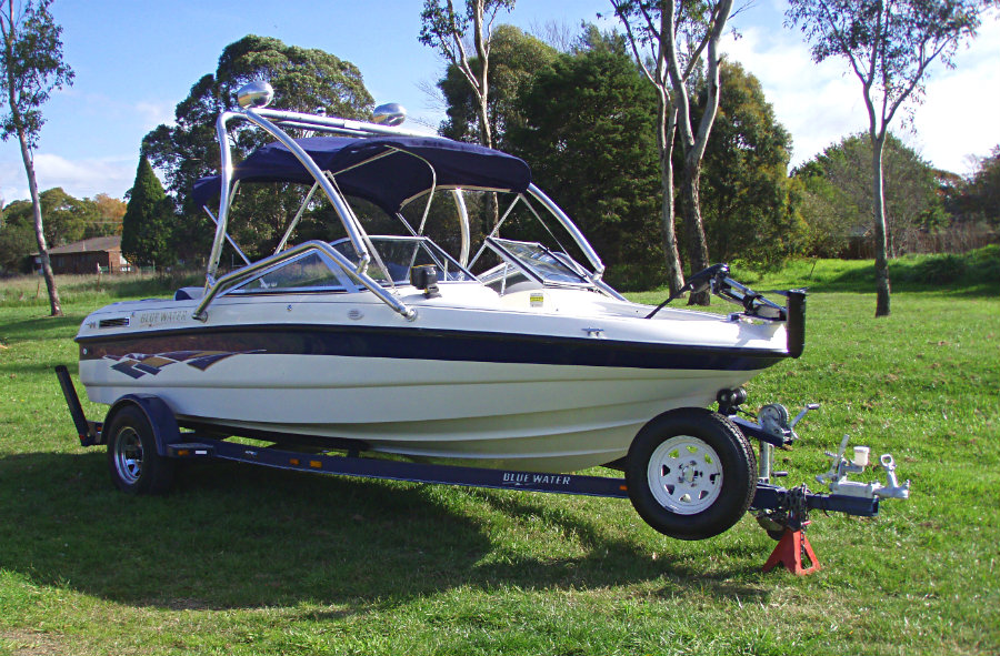 2003 Bluewater Breeze FNS 226