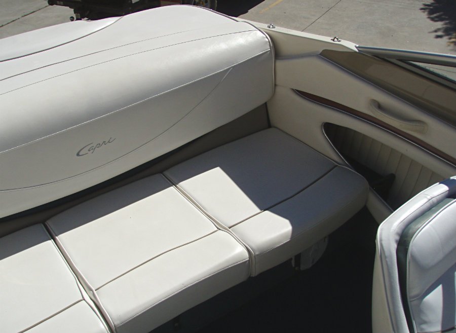 Stupendous Bayliner Capri Seat Covers Caraccident5 Cool Chair Designs And Ideas Caraccident5Info