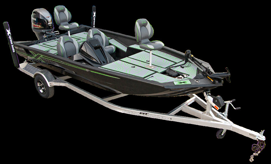 XPRESS XP7 BASS FISHING BOAT 2019 (NEW) | Apex Marine